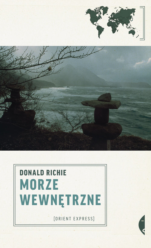 okładka Morze Wewnętrzne, Książka | Richie Donald