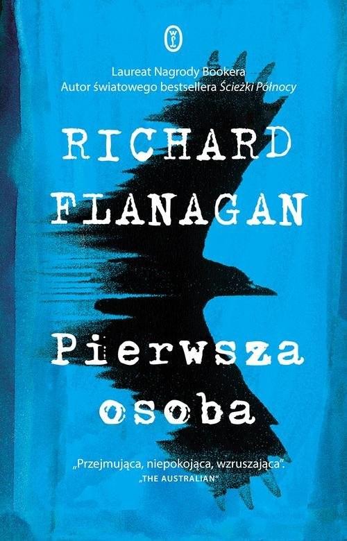 okładka Pierwsza osoba, Książka | Richard Flanagan