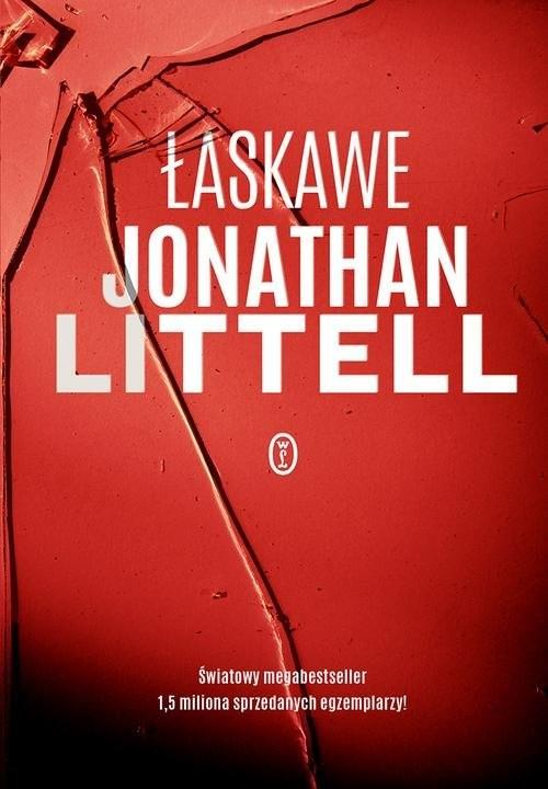 okładka Łaskawe, Książka   Littell Jonathan