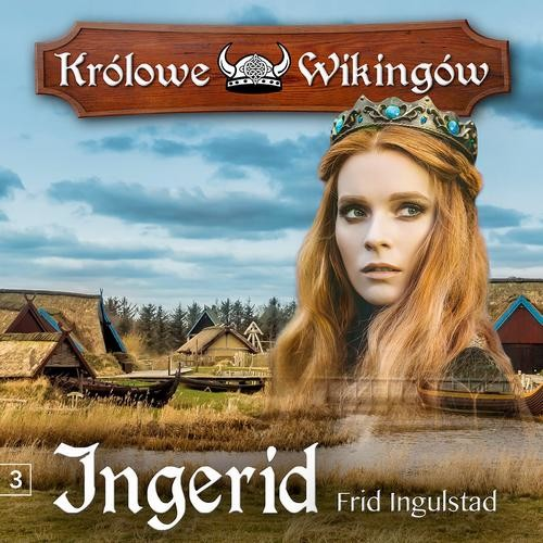 okładka Ingerid. Audiobook | MP3 | Frid  Ingulstad
