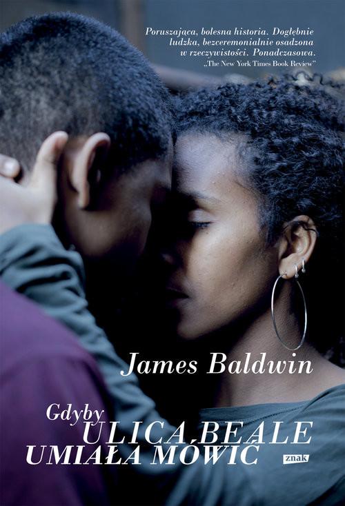 okładka Gdyby ulica Beale umiała mówić, Książka | Baldwin James