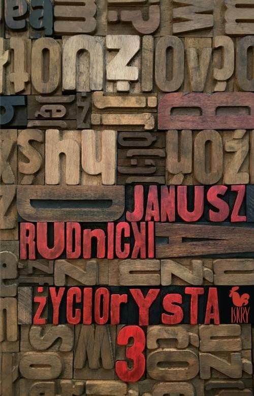 okładka Życiorysta 3książka |  | Rudnicki Janusz