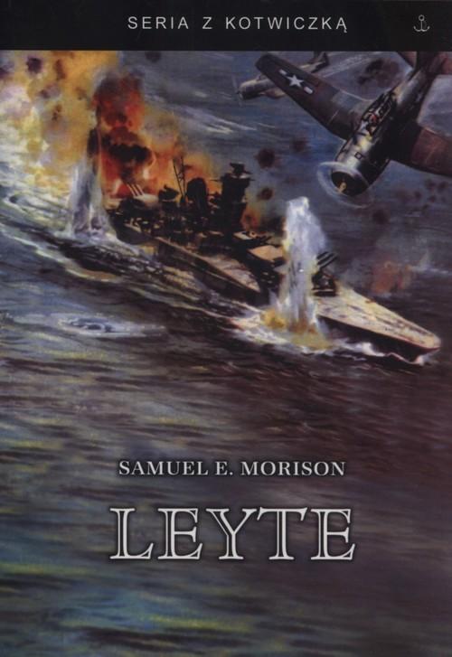 okładka Leyte, Książka   Samuel Eliot Morison