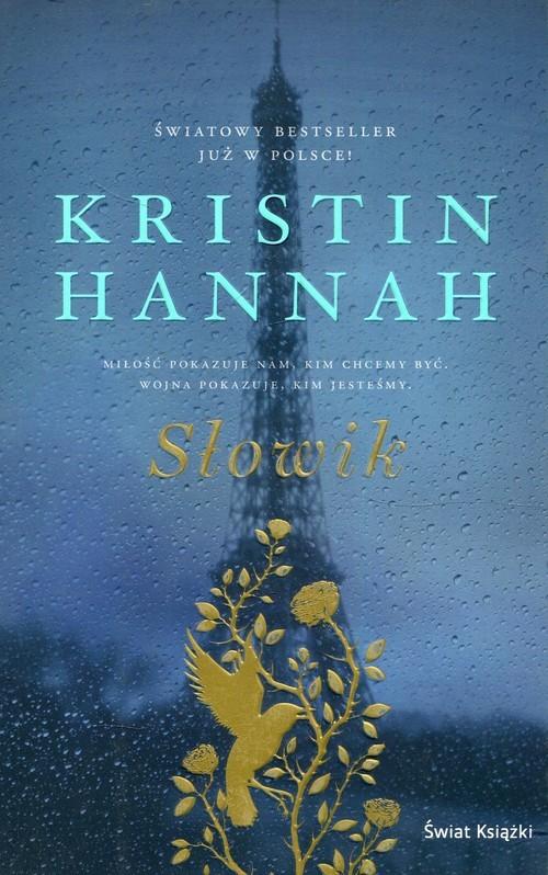 okładka Słowikksiążka      Hannah Kristin