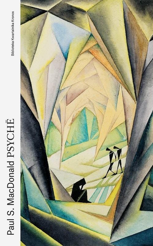 okładka Psycheksiążka      Paul S. MacDonald