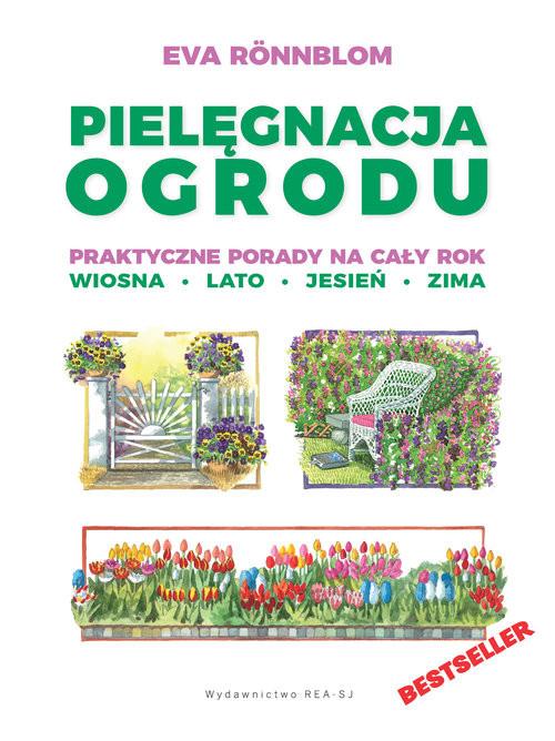 okładka Pielęgnacja ogrodu, Książka | Ronnblom Eva