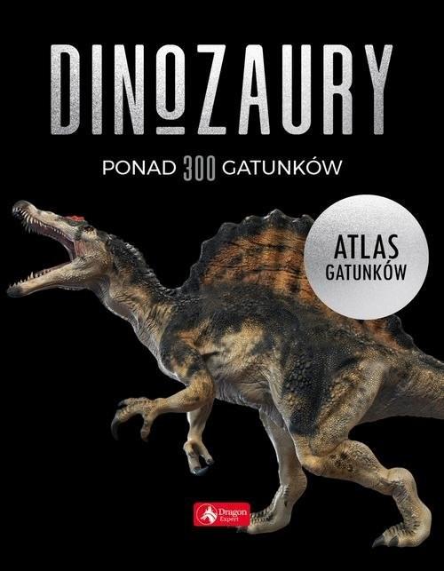 okładka Dinozaury Atlas gatunków, Książka | Mehling Carl