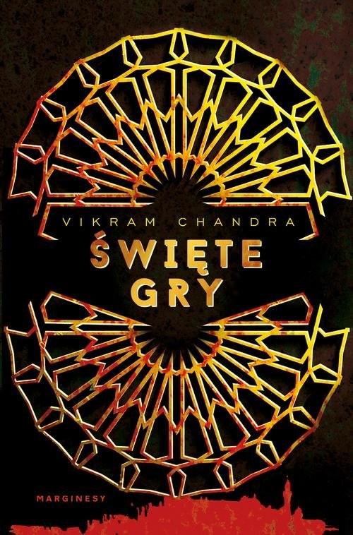 okładka Święte gry, Książka | Chandra Vikram