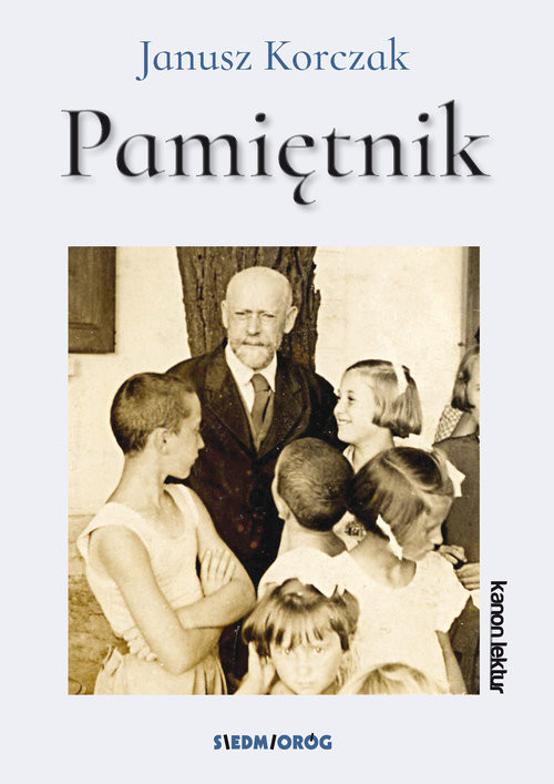 okładka Pamiętnik, Książka | Janusz Korczak