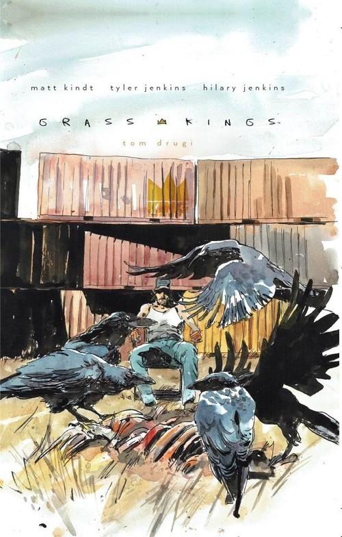okładka Grass Kings Tom 2książka |  | Matt Kindt Matt Kindt