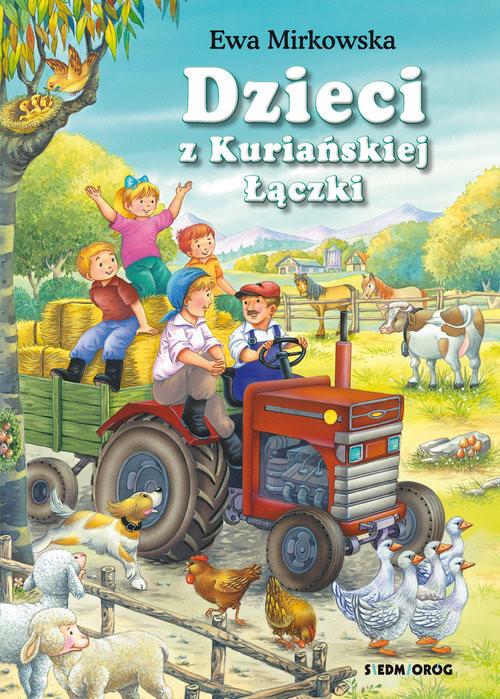 okładka Dzieci z Kuriańskiej Łączki, Książka | Ewa Mirkowska