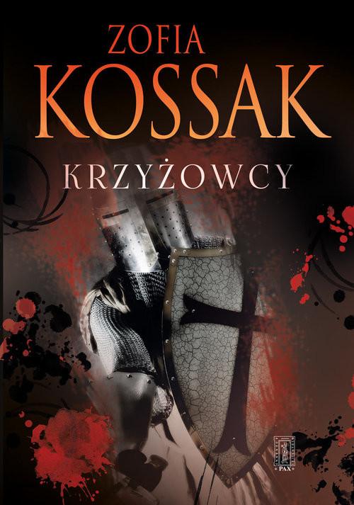 okładka Krzyżowcy  III/IV, Książka | Zofia Kossak