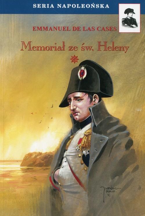 okładka Memoriał ze św. Heleny Tom 1, Książka | Las Cases Emmanuel De