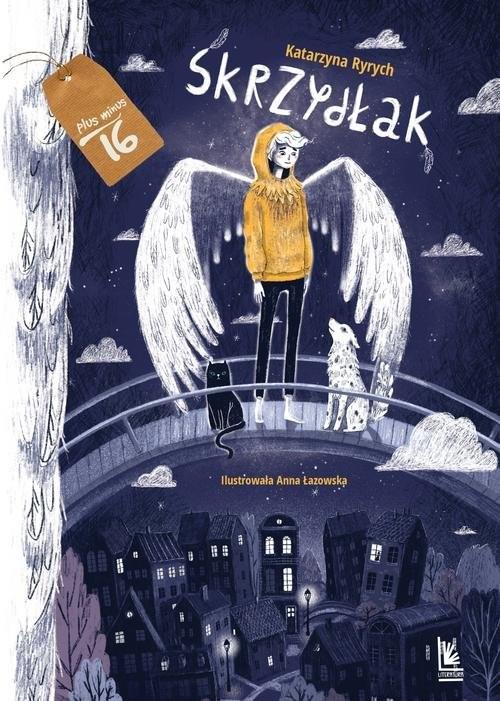 okładka Skrzydłak, Książka | Ryrych Katarzyna