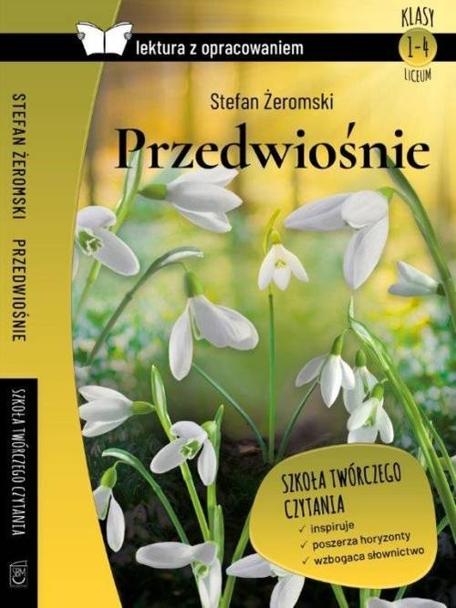 okładka Przedwiośnie Lektura z opracowaniem, Książka | Stefan Żeromski