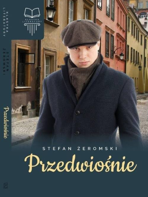 okładka Przedwiośnie, Książka | Stefan Żeromski