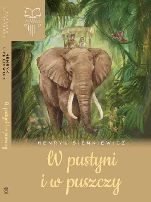 okładka W pustyni i w puszczyksiążka |  | Sienkiewicz Henryk