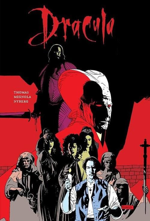 okładka Dracula, Książka | Thomas Roy