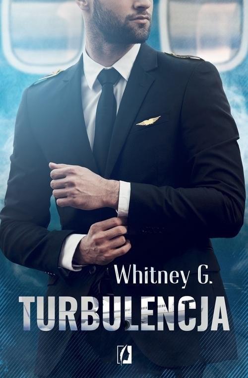 okładka Turbulencja, Książka | Whitney G.