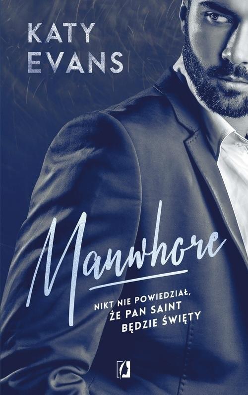 okładka Manwhore Tom 1, Książka | Evans Katy