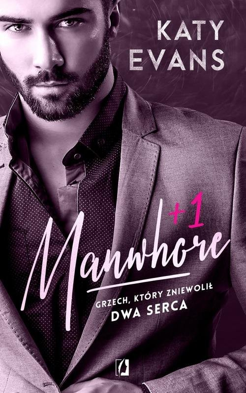 okładka Manwhore +1 Tom 2, Książka | Evans Katy