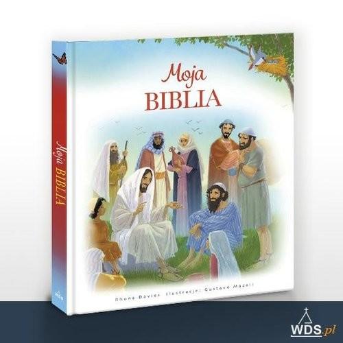 okładka Moja Biblia, Książka | Davies Rhona