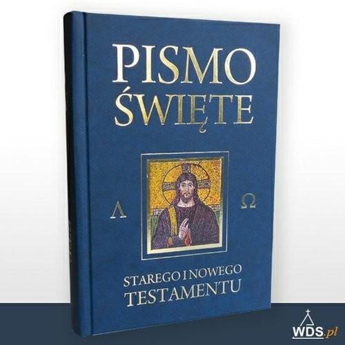 okładka Pismo Święte Starego i Nowego Testamentu, Książka | Romaniuk Kazimierz