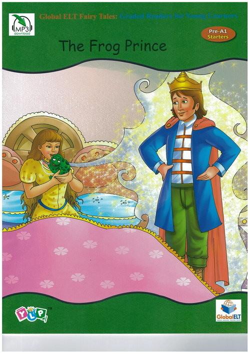 okładka The Frog Prince, Książka | Bracia Grimm