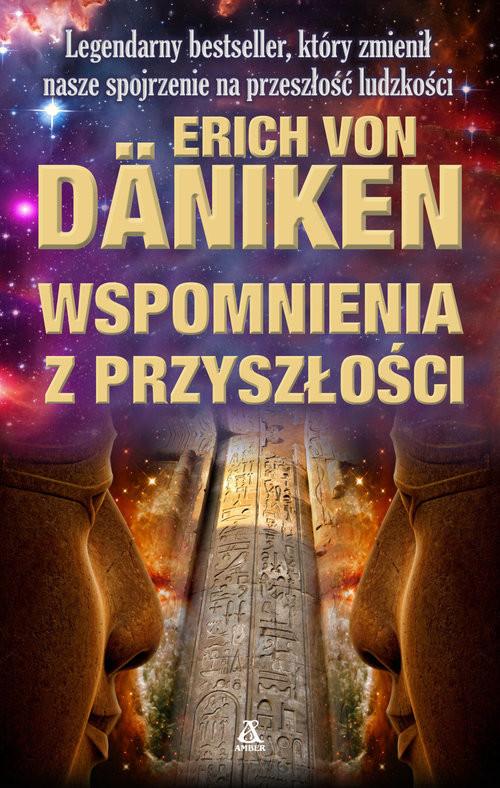 okładka Wspomnienia z przyszłości, Książka | Von Daniken Erich