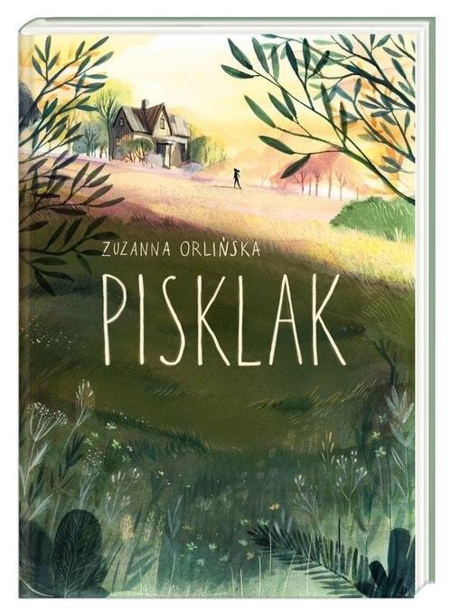 okładka Pisklak, Książka | Orlińska Zuzanna