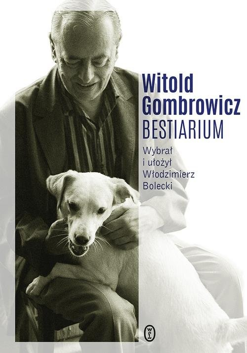 okładka Bestiarium, Książka | Witold Gombrowicz