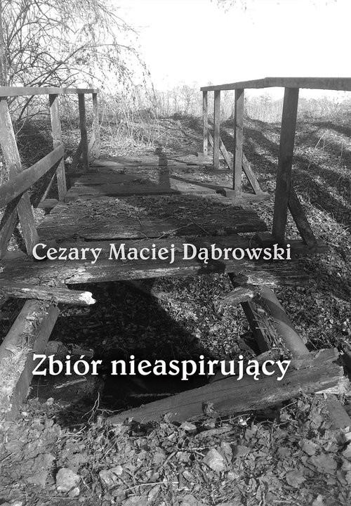 okładka Zbiór nieaspirujący, Książka | Cezary Maciej Dąbrowski