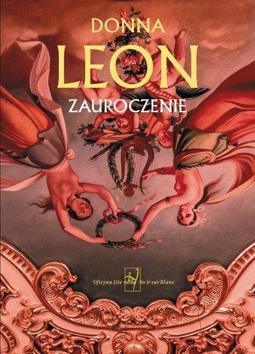 okładka Zauroczenie, Książka | Donna Leon
