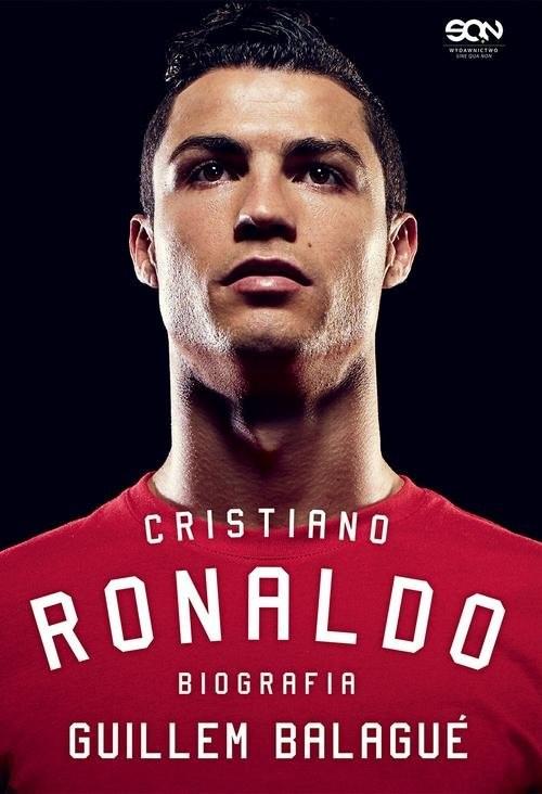 okładka Cristiano Ronaldo Biografia, Książka | Balagué Guillem