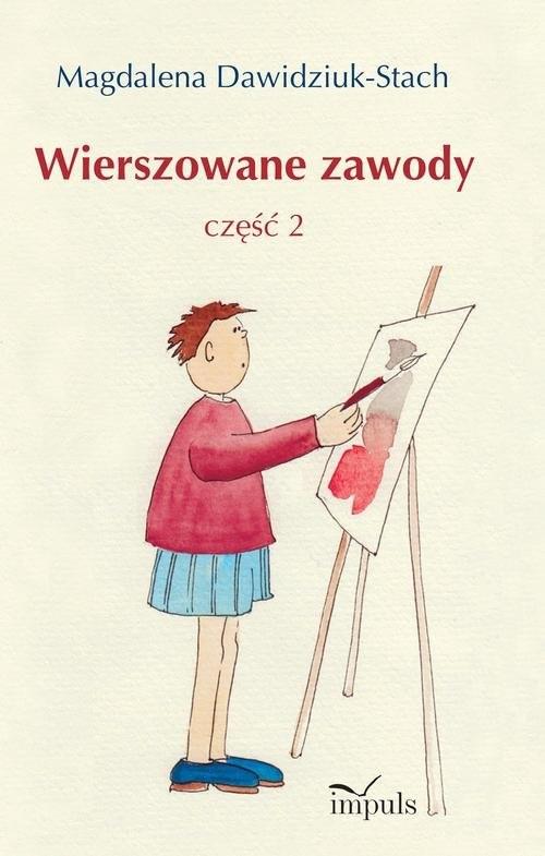 okładka Wierszowane zawody Tom 2, Książka | Dawidziuk-Stach Magdalena