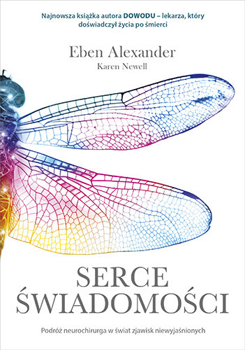 okładka Serce świadomości.książka |  | Eben Alexander