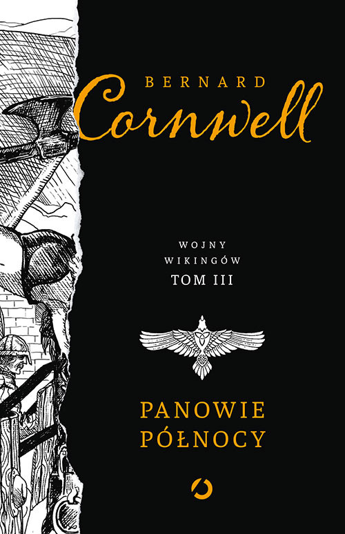 okładka Panowie Północy, Książka | Cornwell Bernard