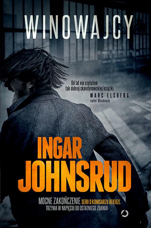okładka Winowajcy, Książka | Johnsrud Ingar