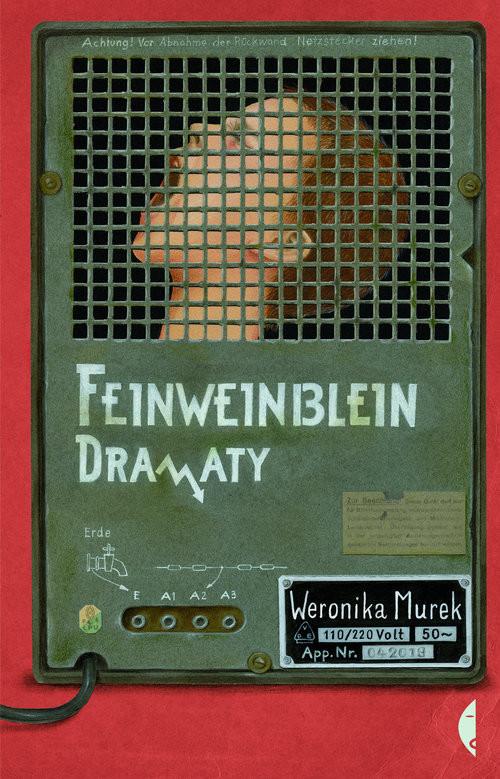 okładka Feinweinblein Dramatyksiążka      Weronika Murek
