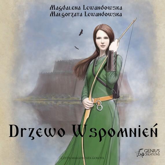 okładka Drzewo Wspomnieńaudiobook | MP3 | Magdalena  Lewandowska, Małgorzata Lewandowska