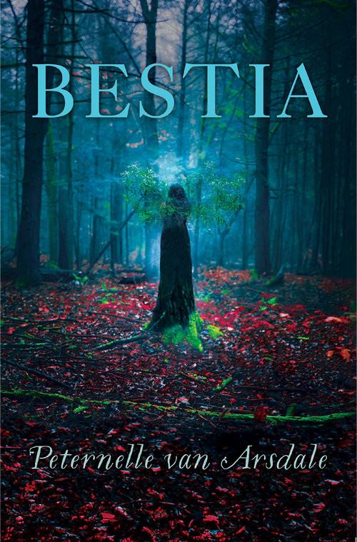 okładka Bestia, Książka | Arsdale Peternelle van