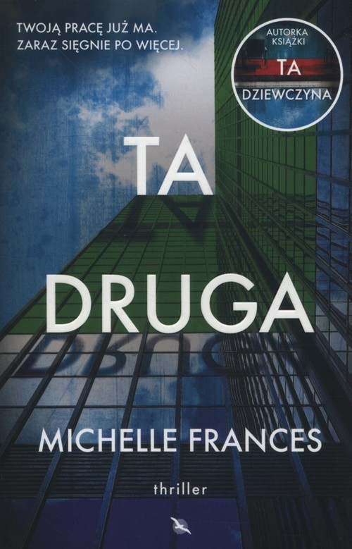 okładka Ta druga, Książka | Frances Michelle