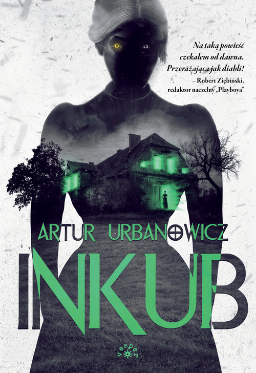 okładka Inkub, Książka | Urbanowicz Artur
