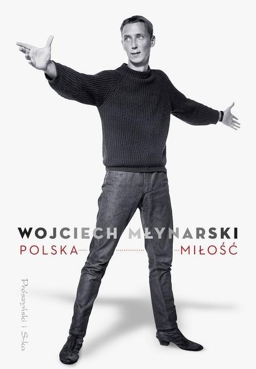 okładka Polska miłość, Książka | Młynarski Wojciech
