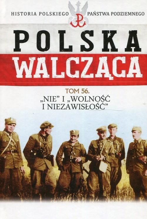okładka Polska Walcząca Tom 56, Książka |