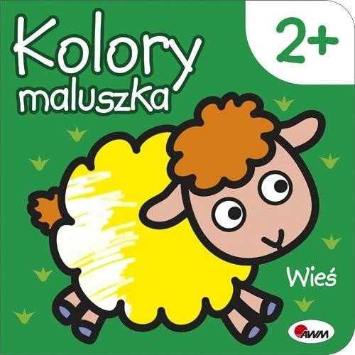 okładka Kolory maluszak Wieś, Książka | Kozera Piotr