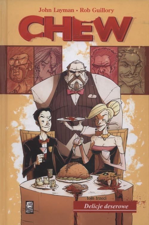 okładka Chew Tom 3, Książka | John Layman, Rob Guillory