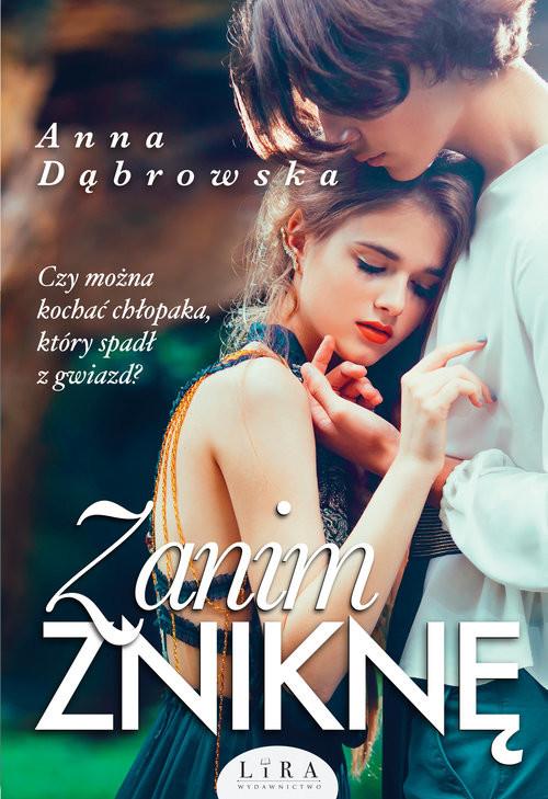 okładka Zanim zniknę, Książka | Dąbrowska Anna
