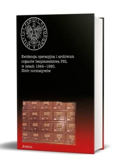 okładka Instrukcje wytyczne pisma Departamentu IV Ministerstwa Spraw Wewnętrznych z lat 1962-1989, Książka |