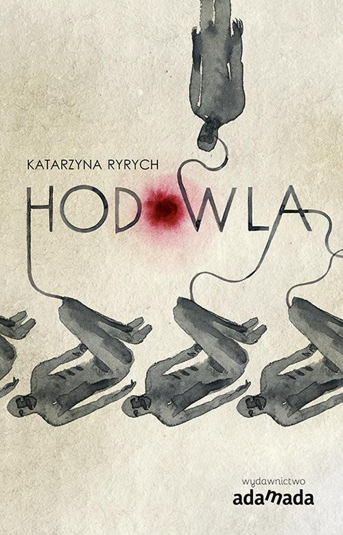 okładka Hodowla, Książka | Ryrych Katarzyna